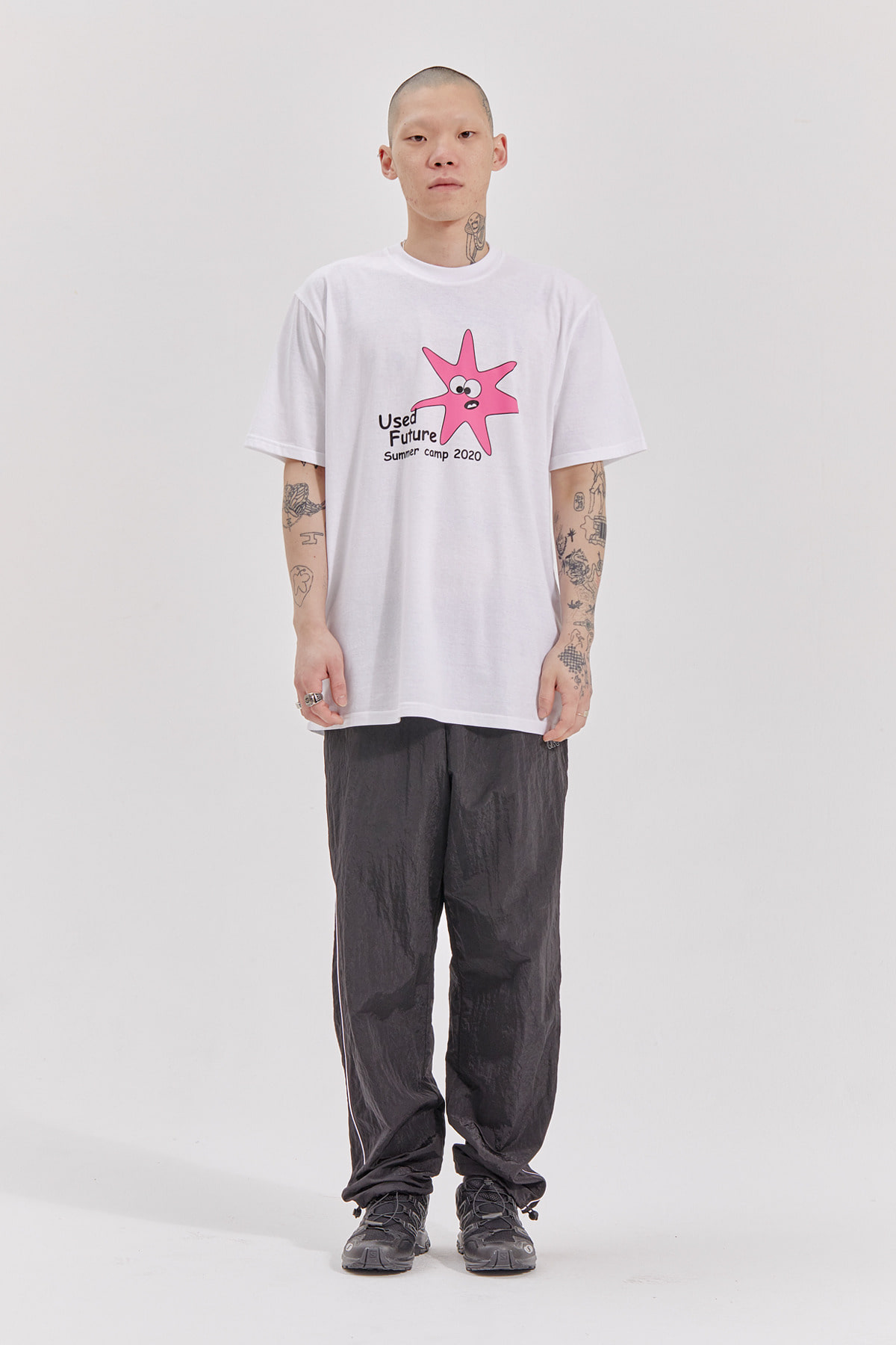 CAMP T-SHIRT_WHITE