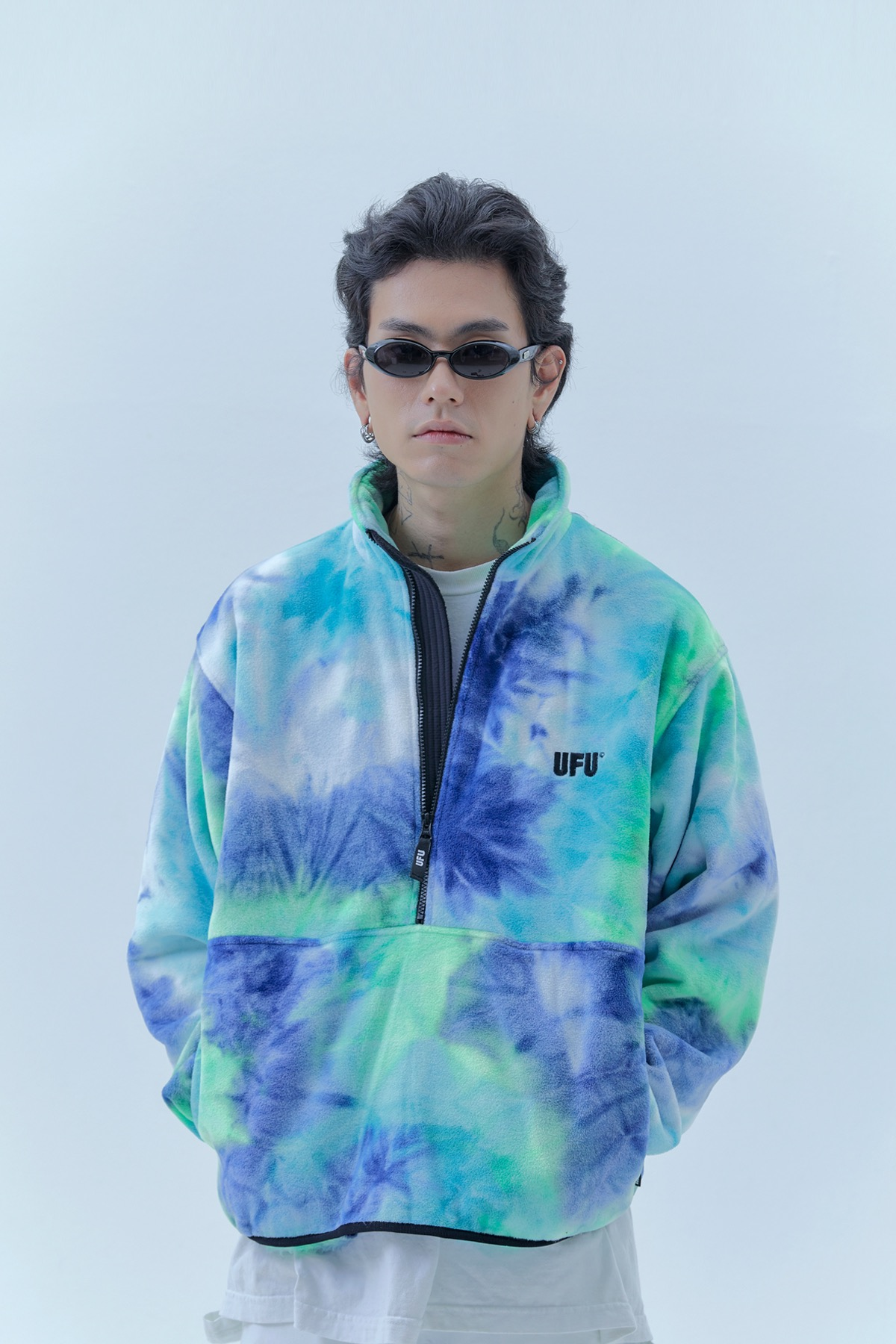 KEVIN ZIP-UP_BLUE