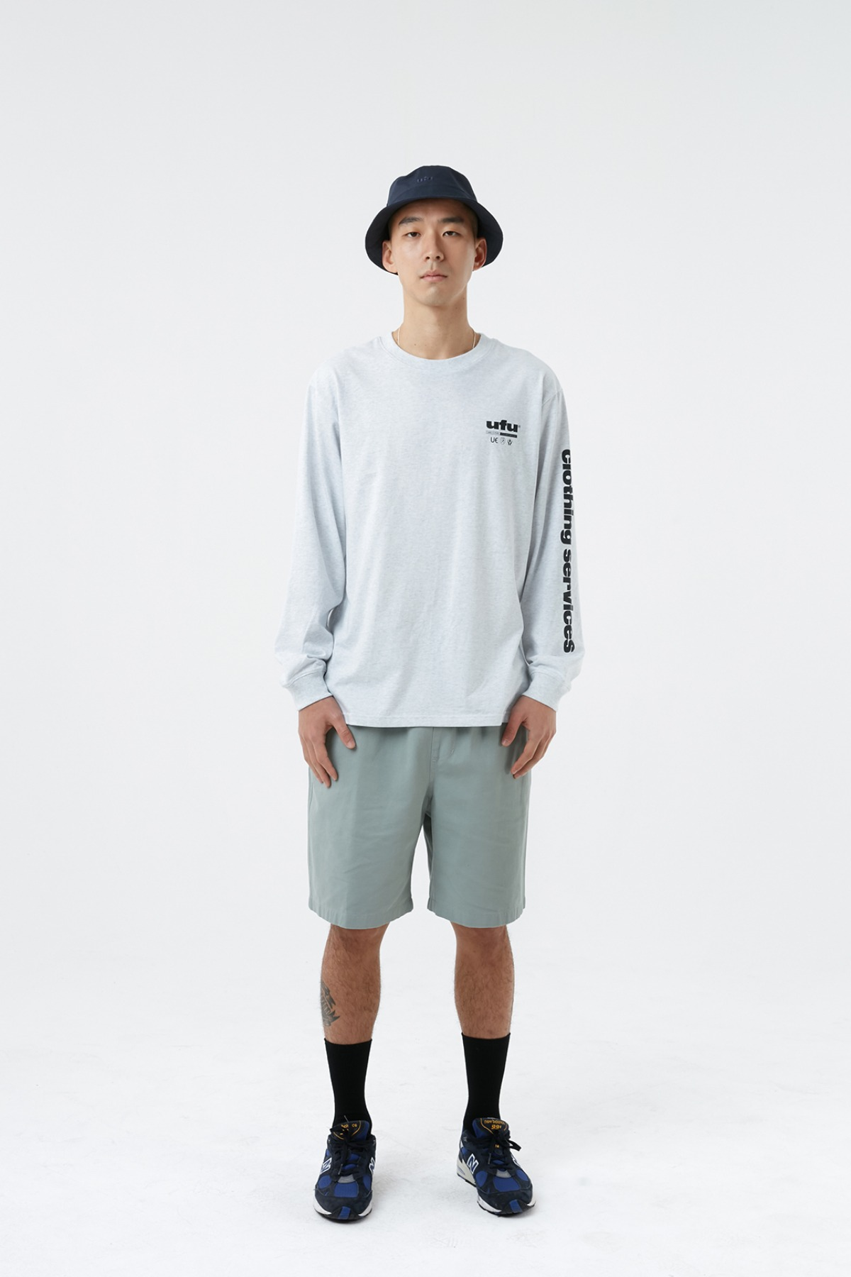 SERVICES LS SHIRT_OFF WHITE