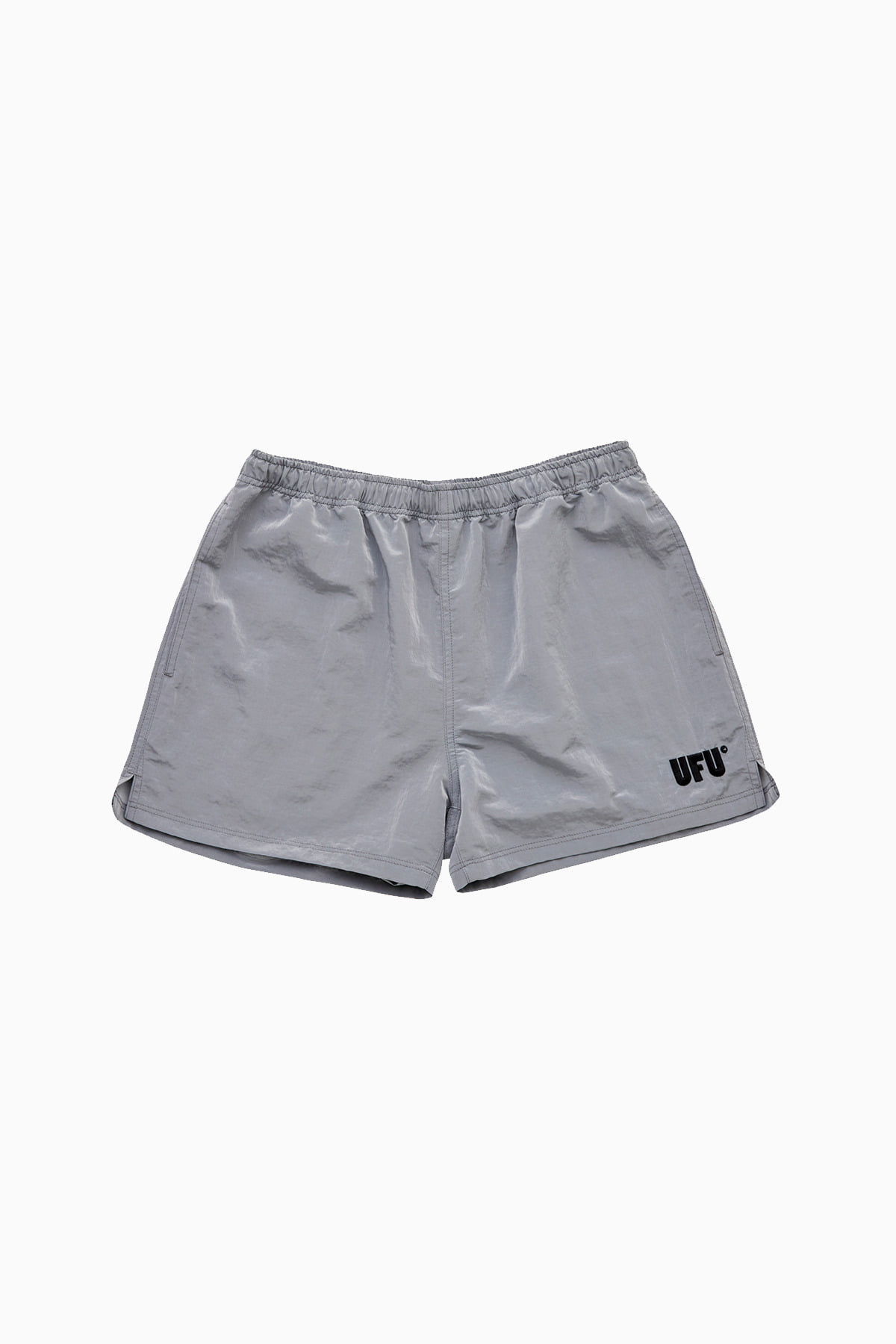 METAL SHORTS_GREY