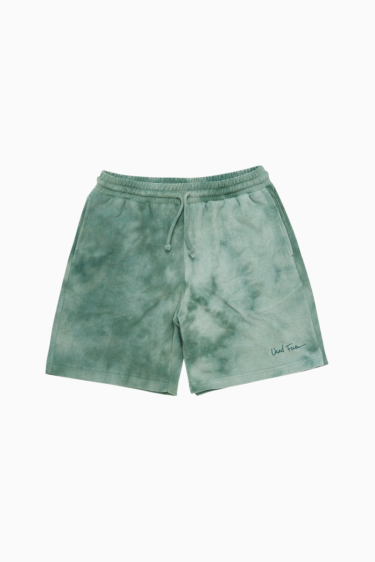 JUICY SHORTS_GREEN