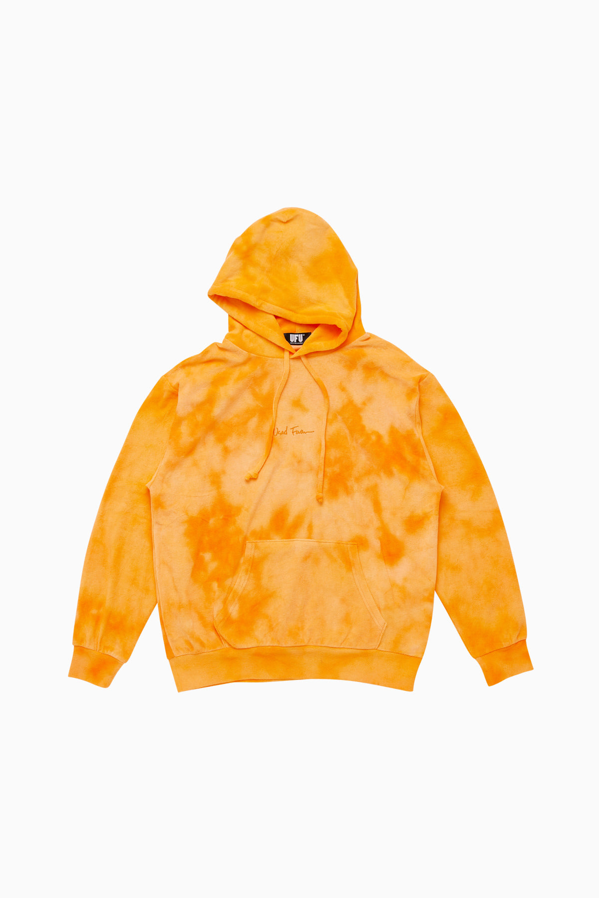 JUICY HOODIE_ORANGE