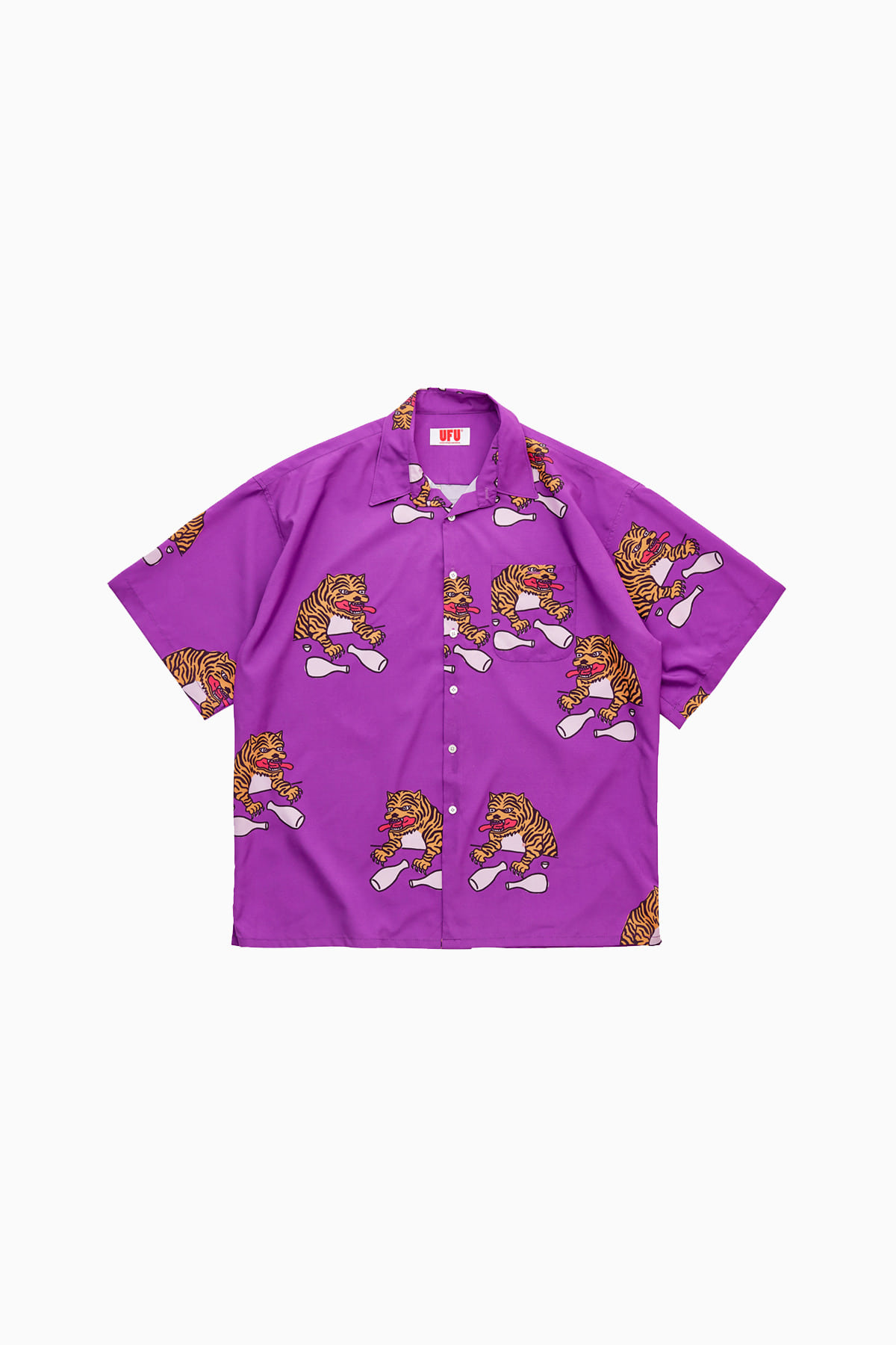 TIGER SHIRT_PURPLE